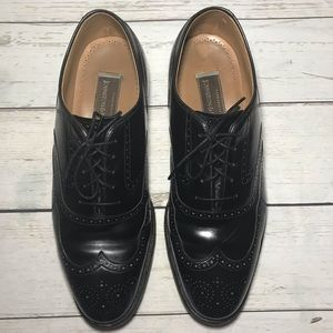 Johnston And Murphy Oxford Dress Shoes Size 9
